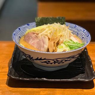 野菜中華そば(まき野 池尻大橋店 )