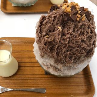 ミントチョコレート薫るミント(埜庵)
