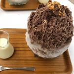 ミントチョコレート薫るミント
