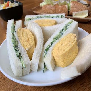 玉子サンド(西アサヒ)