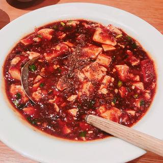 麻婆豆腐(紅虎軒 心斎橋店)