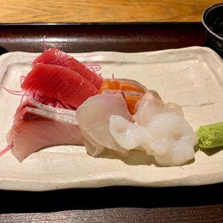 刺身定食(たけとら )