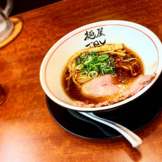 鶏醤油らぁめん(麺屋 TRY)
