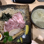 特製濃厚ぶりつけそば(寿製麺よしかわ 西台駅前店)
