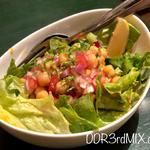 ひよこ豆と玉ねぎのサラダ