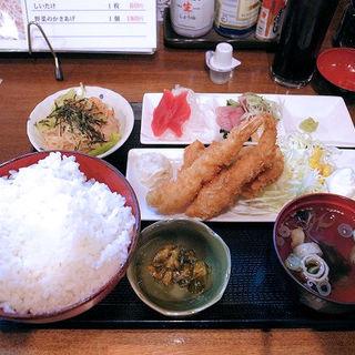今日の魚膳(魚一 )