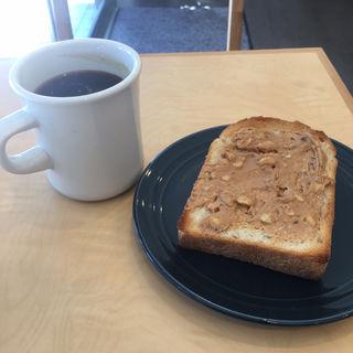 アメリカーノ モーニングトーストセット(ロウズ コーヒー (ROWS COFFEE))