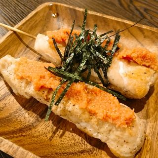 明太子串(野菜巻き串バル ぽっぽ)