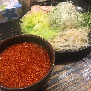 廣島つけ麺(冷) 特(廣島つけ麺本舗ばくだん屋 名古屋店)