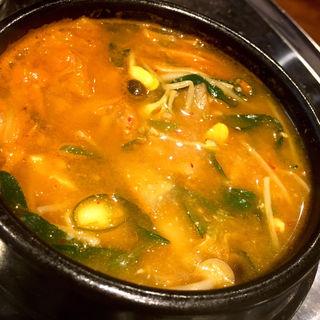 チゲスープ(焼肉永昌苑 福岡店)