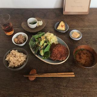 日替わり定食(umi食堂)