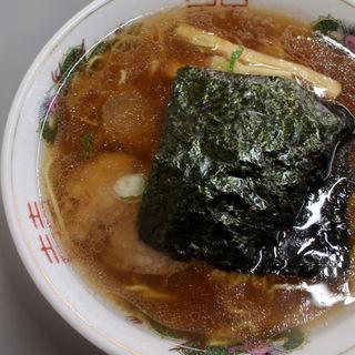 正油ラーメン(まるたかラーメン )