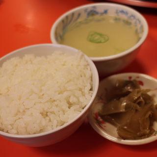 小ライス(中華料理 香州)