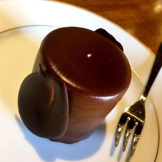 オーガニックチョコレートのムース(GELATO NATURALE(ジェラート ナトゥラーレ))