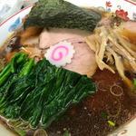 チャーシューメン大盛り(青島食堂 秋葉原店 )
