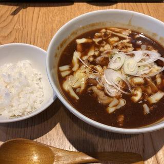 チーズカレーそば(松玄 恵比寿店 (まつげん))