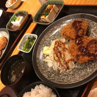 牛タンメンチカツ(テング酒場 水道橋西口店 )