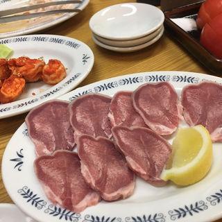 豚タン(千代乃 厚木駅前店)