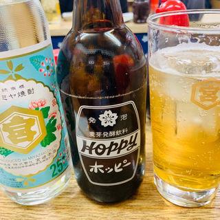 キンミヤ ホッピー(大衆酒場 かど鈴)