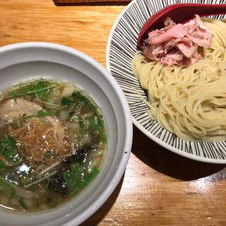 塩つけ麺(焼きあご塩らー麺 たかはし )