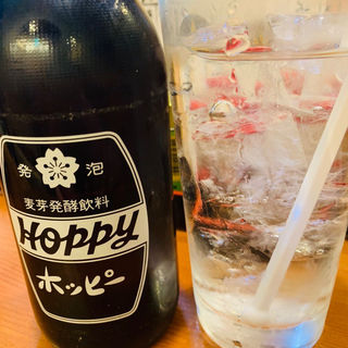 キンミヤホッピー(真面目焼鳥 助平 )