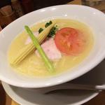 鶏白湯SOBA(並)