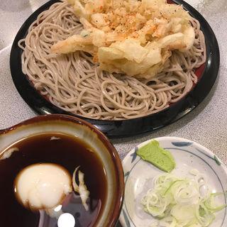 天ぷらせいろ(かめや 神田西口店 )