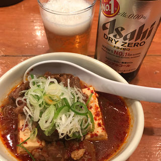 和牛すじの煮込み豆腐(ハーフサイズ)(神田 とら八 (かんだ とらはち))