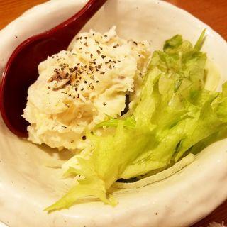 ポテトサラダ(三代目網元 さかなや道場 秋葉原昭和通り店 )