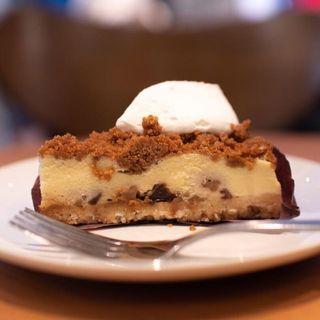 ナッツ&キャラメルチーズケーキ(スターバックスコーヒー ピオレ姫路店 )