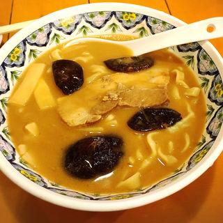 期間限定 豚肉の黄金スープ麺(中国ラーメン揚州商人 立川店 (チュウゴクラーメン・ヨウシュウショウニン))
