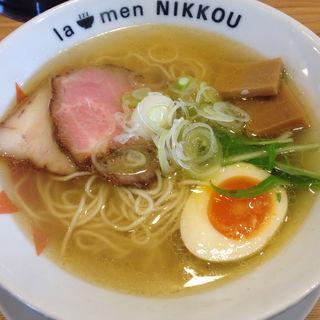 日香麺(清香)(ラーメンニッコウ (la-men NIKKOU))