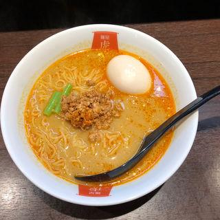 カレー担々麺(麺屋 虎杖 大門浜松町店)