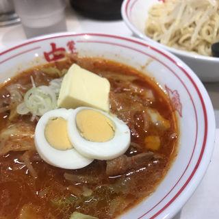 冷やし五目味噌タンメン(蒙古タンメン中本 渋谷店)