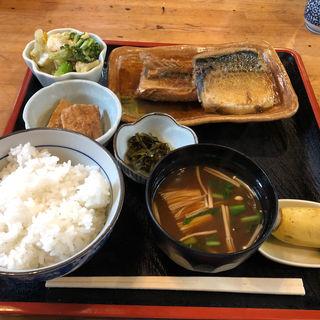 さば味噌煮定食(すし魚河岸 )