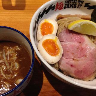 つけ麺(麺ファクトリー ジョーズ)