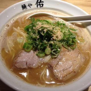 鶏魚豚らーめん(麺や佑 )