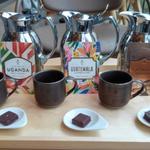 コーヒーフライト&ボンボンショコラ(スターバックスリザーブロースタリー東京)
