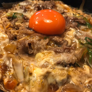 すき焼き重(籠乃屋 八尾店 (かごのや))