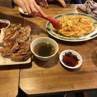 てんてん丼(天天菜館 (テンテンサイカン))