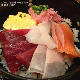 海鮮丼(お食事処 恭太 (オショクジドコロ・キョウタ))