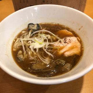 牡蠣味噌らあめん(醤油と貝と麺 そして人と夢 )