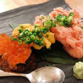 こぼれ寿司(漁十八番 )
