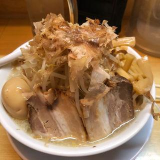 塩ラーメン(笑福○わ)