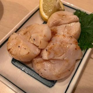 炙りホタテ(亀すし 本店 )