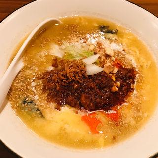 担々麺 白 小(担々麺 獅子王 本店)