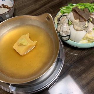 牡蠣鍋(かき峰 (かきみね))