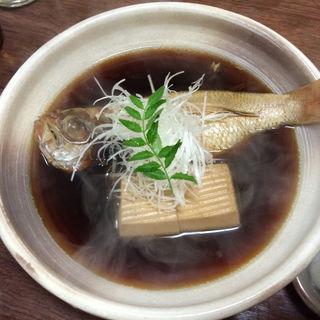 ノドグロ煮付け(まるはのかつ丼)