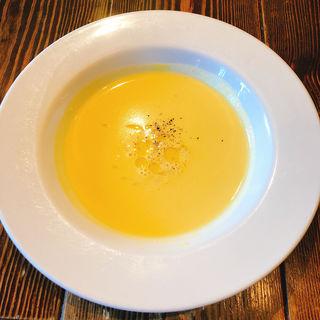コーンスープ(マルゲリータパリアッチョ 神楽坂店 (【旧店名】ヒデ マルゲリータ))