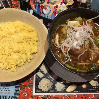 ポーク角煮 涅槃(マジックスパイス 東京下北沢店)